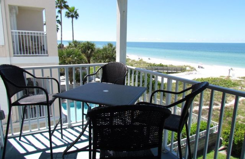 Rental Balcony at Long Key Vacation Rentals