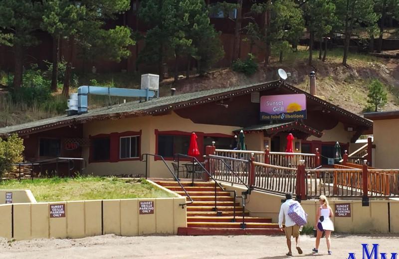 Exterior at Cozy Mountain Condo (AMM Properties).