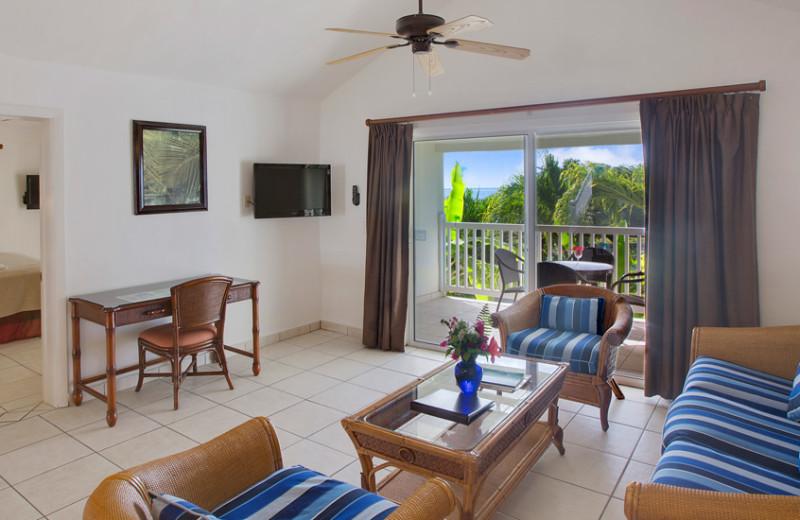 Guest room at Verandah Resort & Spa.
