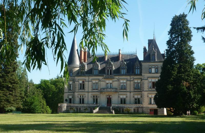 Exterior view of Chateau du Boisrenault.