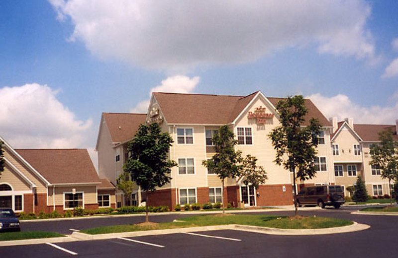 Exterior view of Residence Inn Flint.
