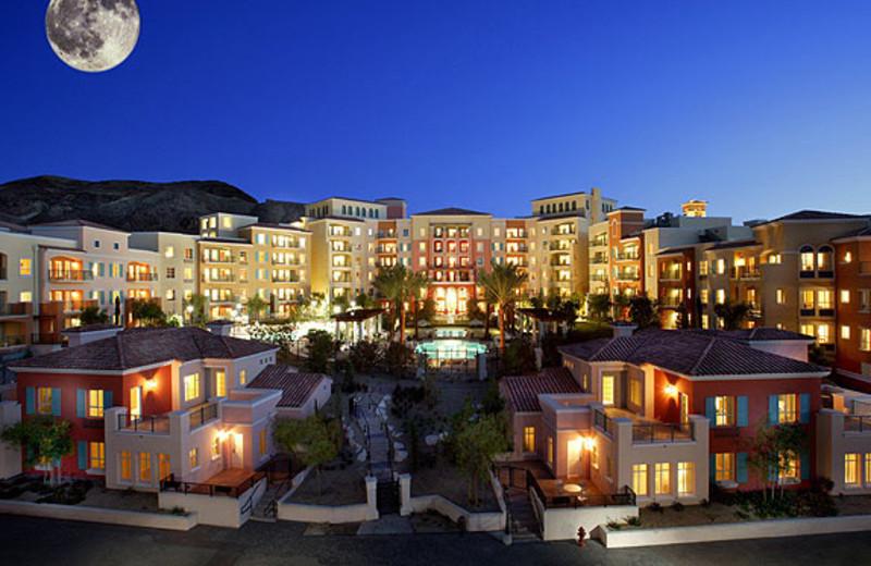 Exterior Night View at MonteLago Village Resort