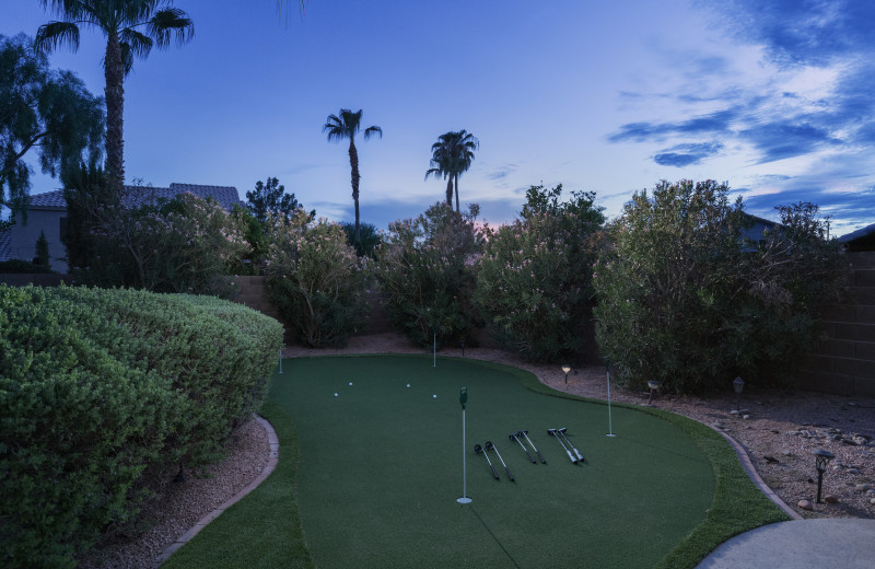 Rental golf at Padzu Vacation Homes - Scottdale.