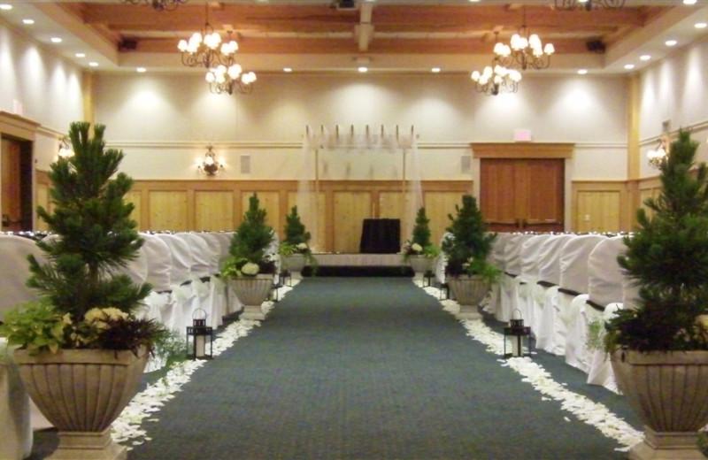 Wedding at The Heathman Lodge.