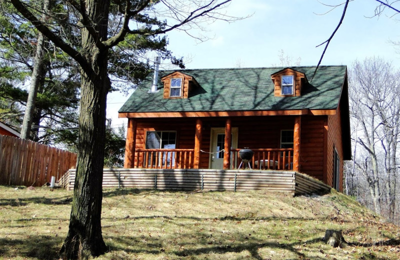Cabin at Sportsmen's Lodge and Family Resort.
