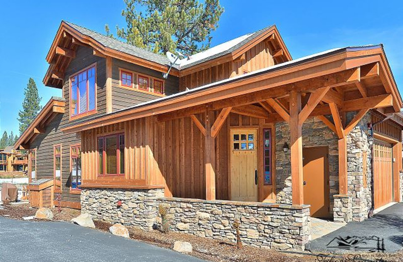 Vacation Rental at Tahoe Signature Properties