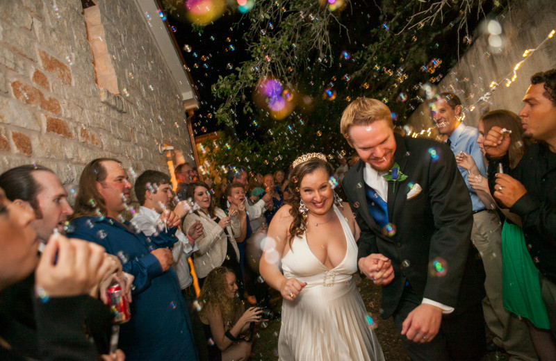 Wedding at Smythwick Castle.