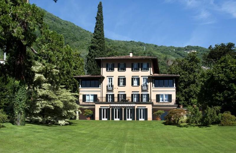 Exterior view of Villa Camilla.