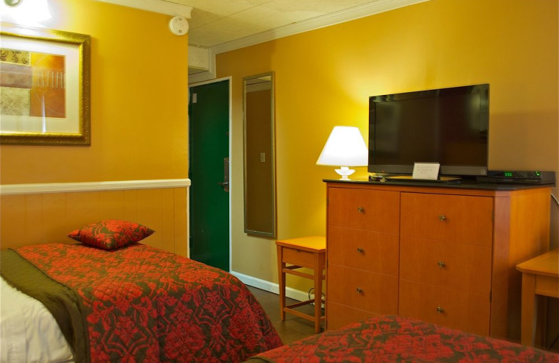 Guest room at Days Inn - Seaside Heights.