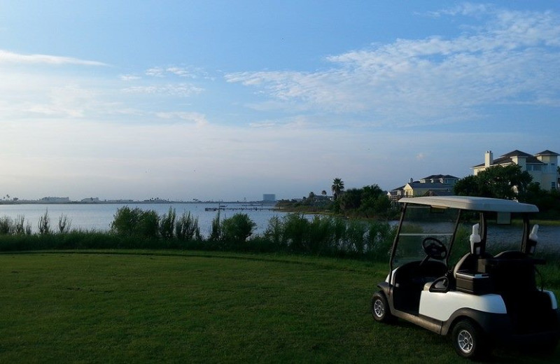 Golf course near Ryson Vacation Rentals.