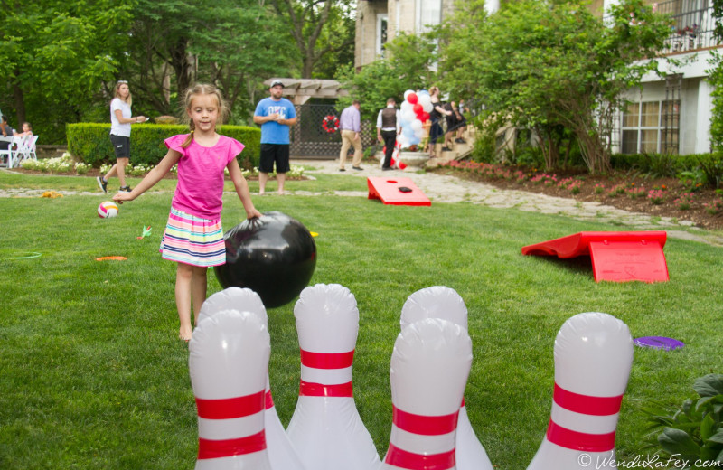 Lawn bowling at 1886 Crescent Hotel & Spa.
