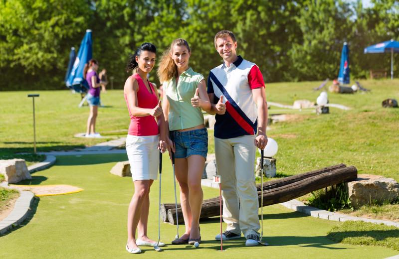 Golf at Ocean Trails Resort.