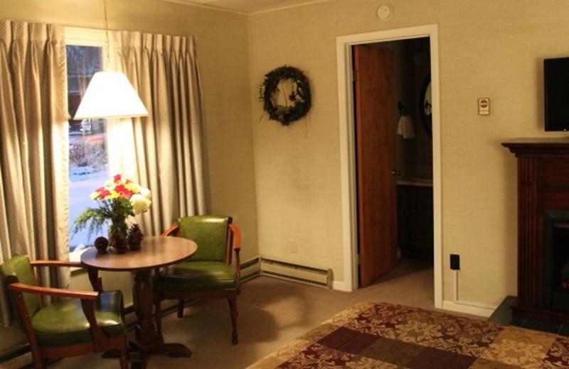 Guest Room at Placid Bay Inn