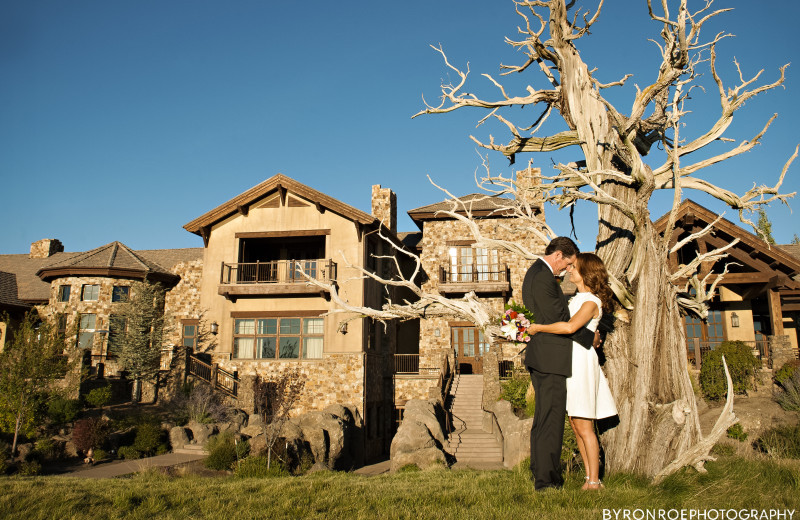 Weddings at Pronghorn Resort - Byron Roe Photography