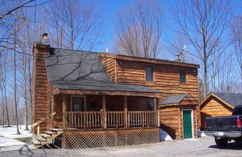 Cabin at Fox Hollow Lodge