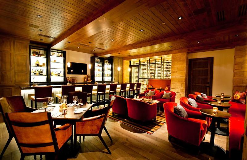 Dining at Grand Summit Resort Hotel.