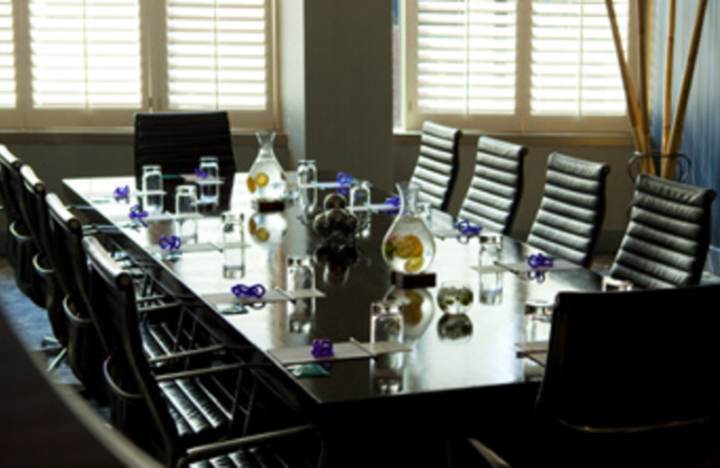Conference Table at W New Orleans