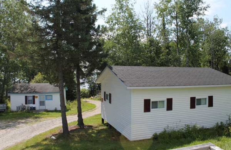 Cabin at The Lodge at Parent Lake.