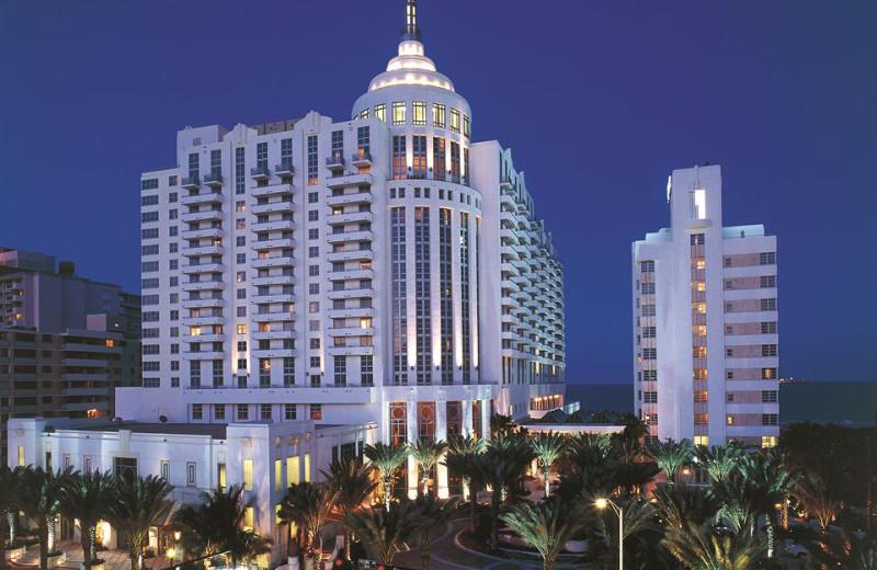 Exterior view of Loews Miami Beach Hotel.