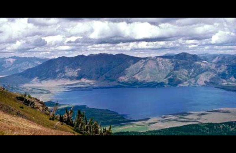 Henry's Lake near Rocky Mountain Elk Ranch.