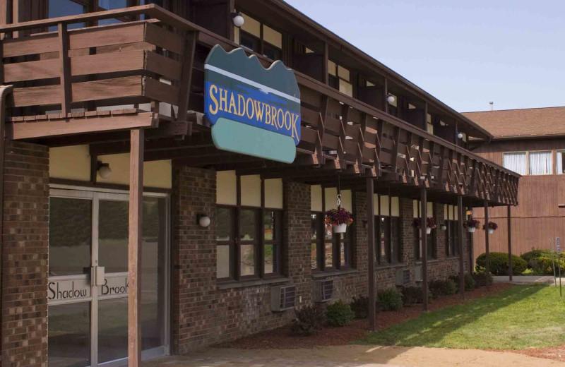 Exterior of Shadowbrook Inn & Resort