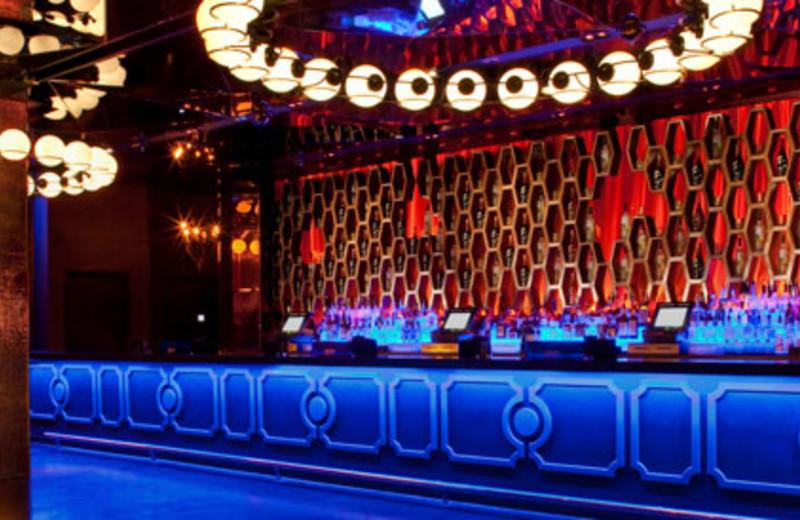 Bar at Hard Rock Hotel