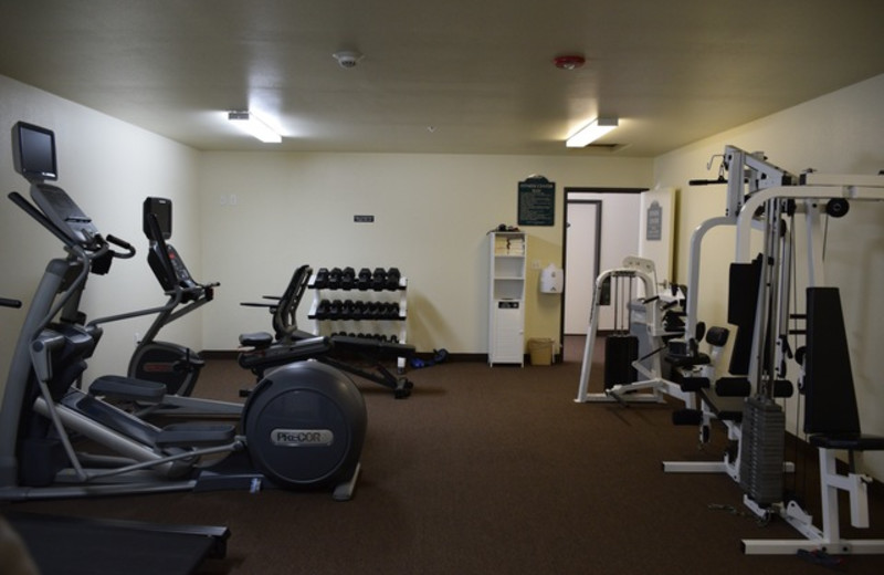 Fitness Center at Wonder Valley Ranch Resort