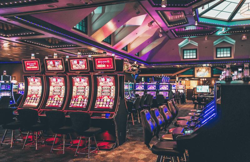 Casino at Skagit Valley Casino Resort.