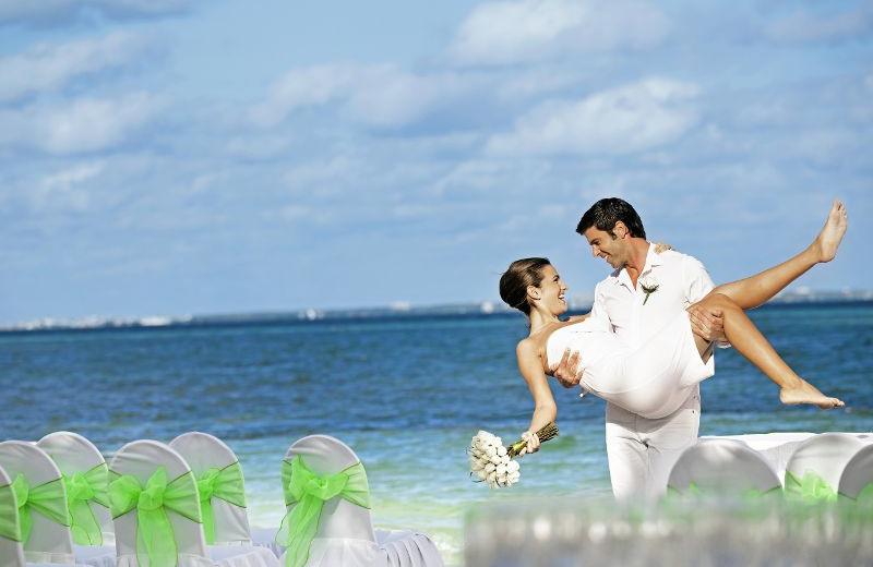 Weddings at Barcelo Costa Cancun