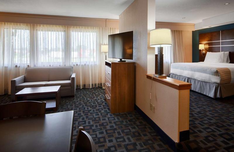 Guest room at Best Western - Benton Harbor.