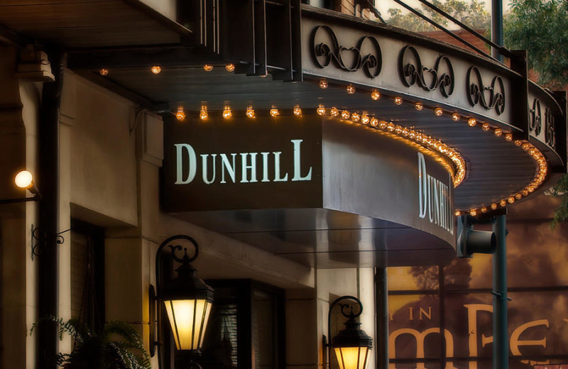 Exterior View of Dunhill Hotel