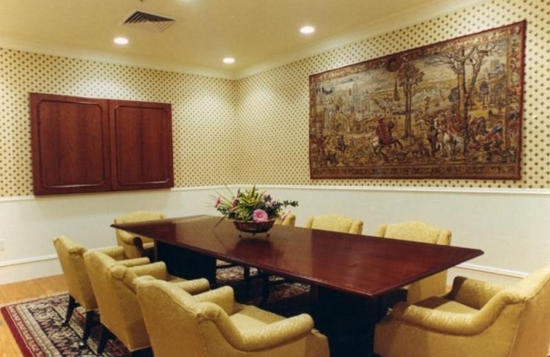 Meeting room at Napa River Inn.