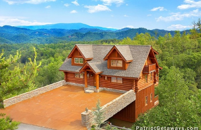 Pigeon Forge Vacation Rentals Cabin Best View Ever