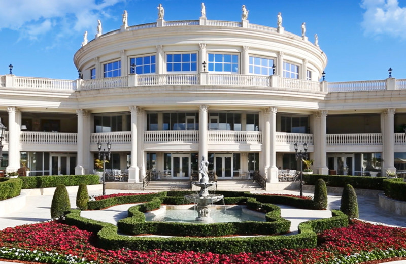 Exterior view of Trump National Doral Miami.