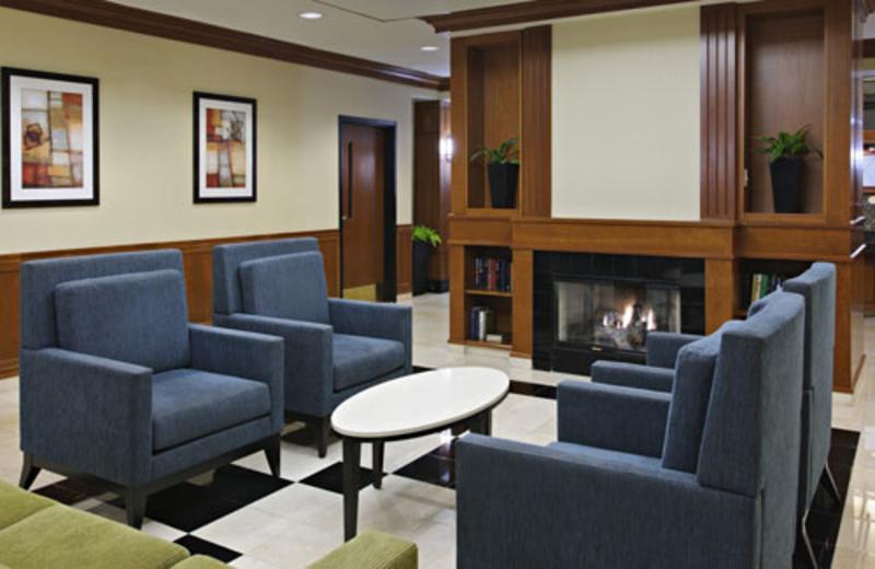 Lobby at Hyatt House White Plains