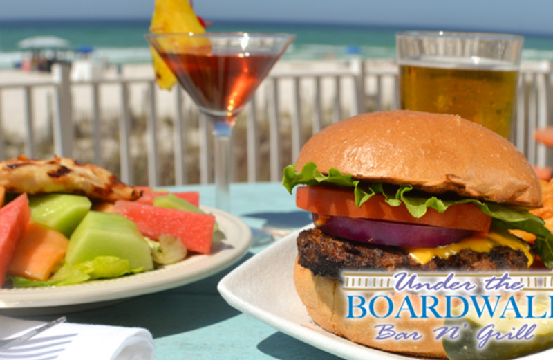 Onsite Dining at Boardwalk Beach Resort Hotel & Convention Center