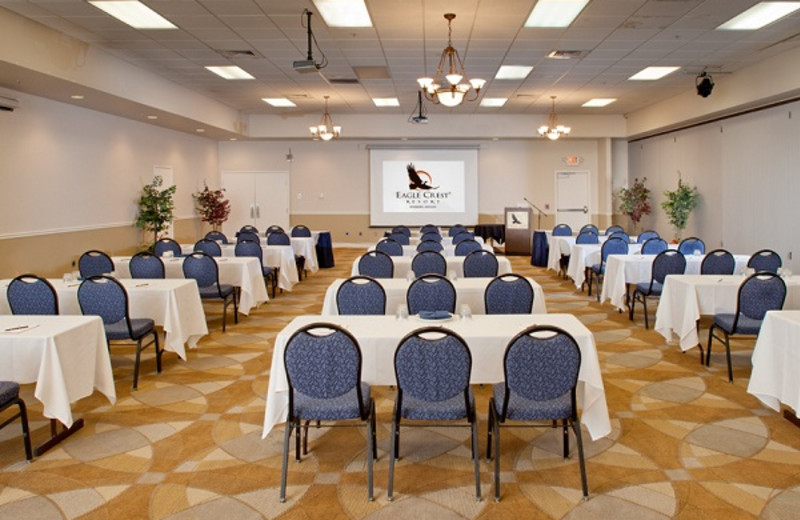 Conference Room at Eagle Crest Resort