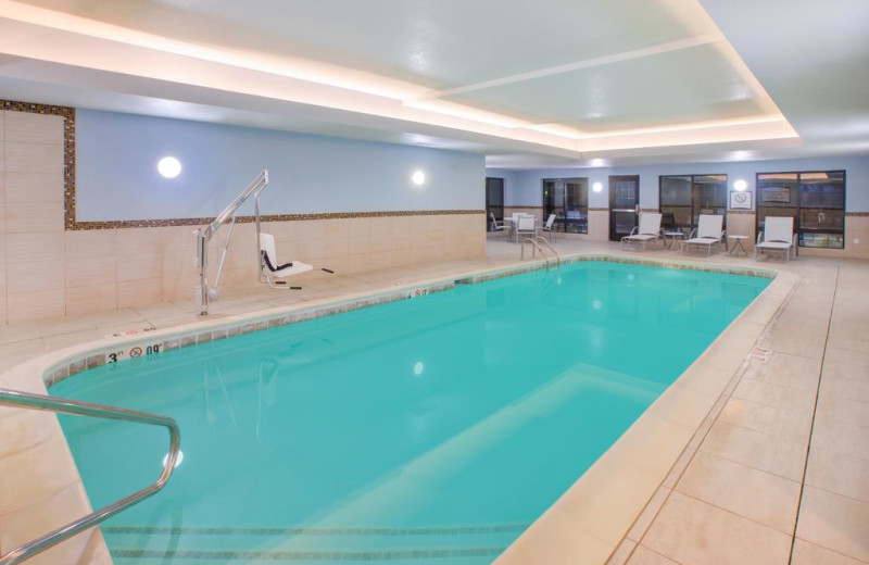 Indoor pool at Staybridge Suites - Benton Harbor.