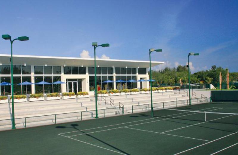 Tennis Courts at Longboat Key Club