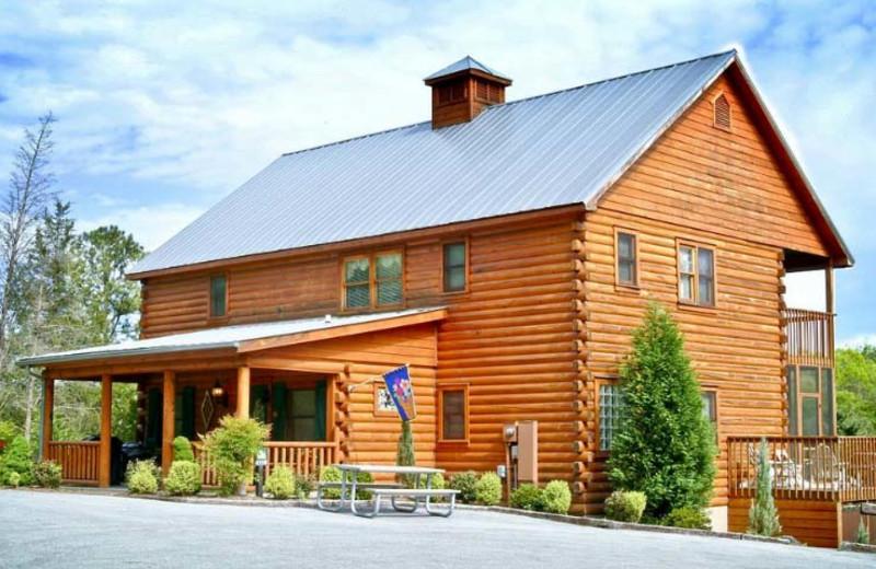 Log Cabin at Hidden Mountain Resorts