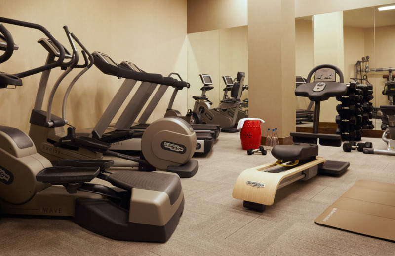 Fitness Center at Viceroy Snowmass