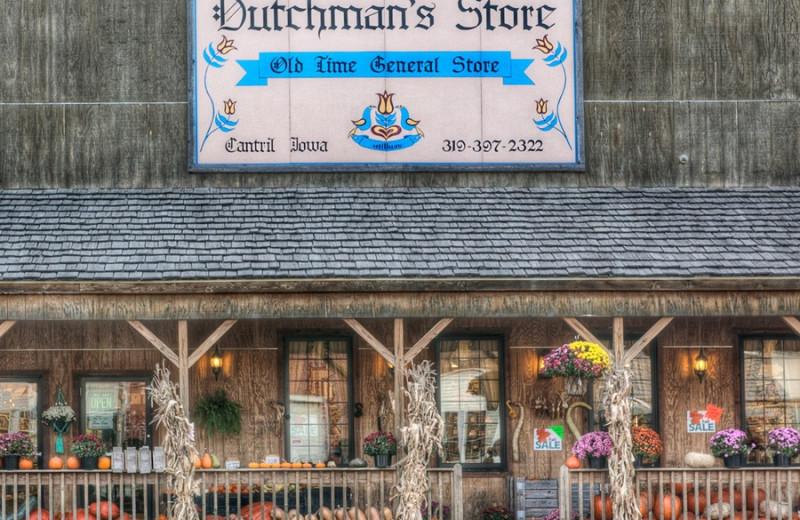 Gift shop near The Lodge at Windy Ridge.