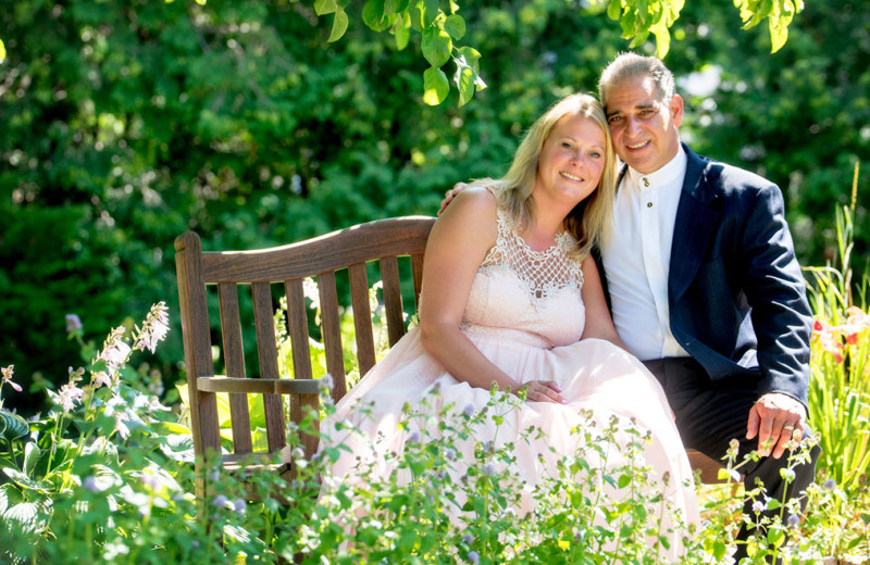 Weddings at White Lace Inn.