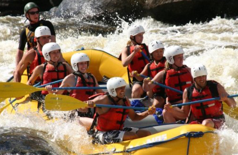 White Water Rafting at North Country Rivers