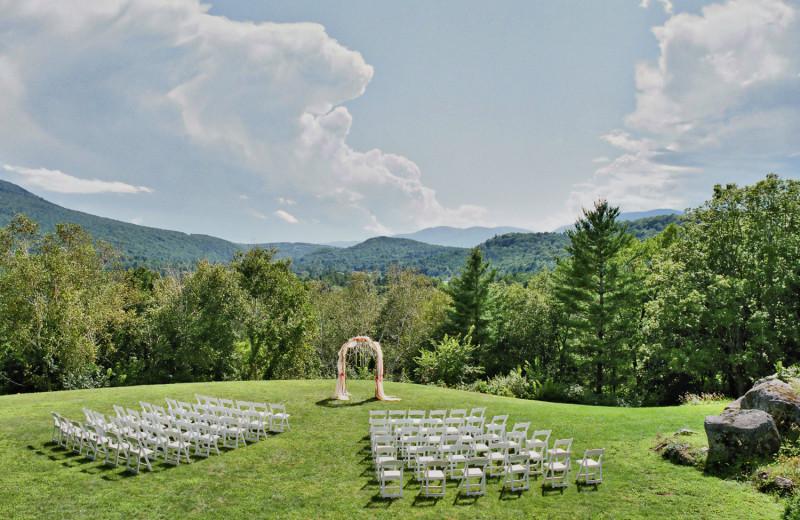 Weddings at Wilburton Inn.