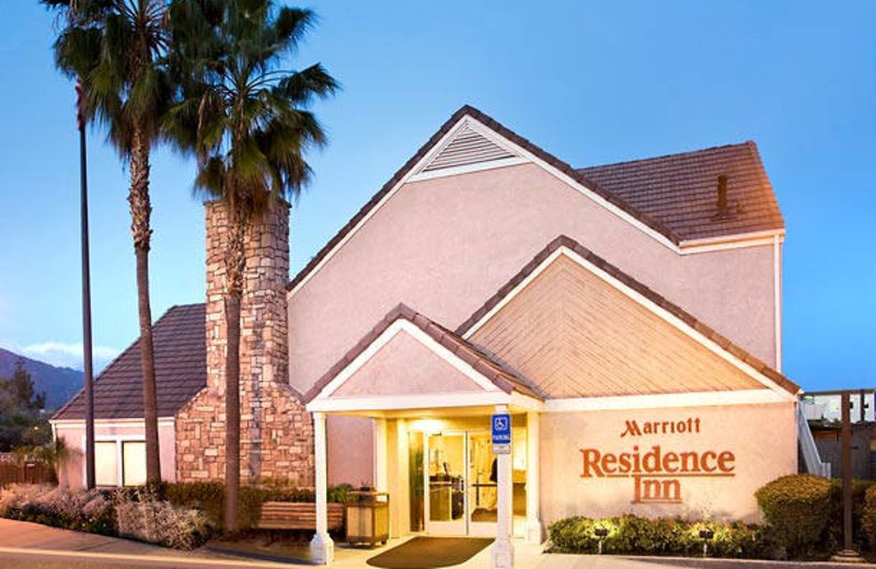 Exterior view of Residence Inn by Marriott Pasadena - Arcadia.
