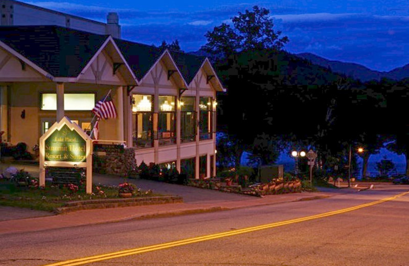Welcome to Lake Placid Summit Hotel Resort Suites.