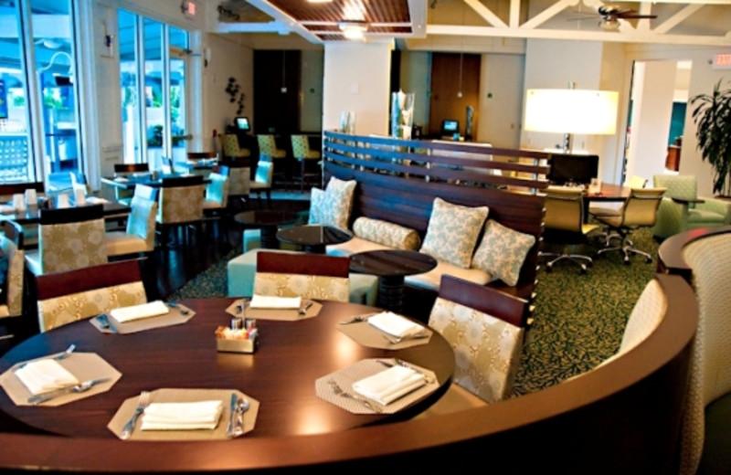 Restaurant at Sheraton Suites Key West.