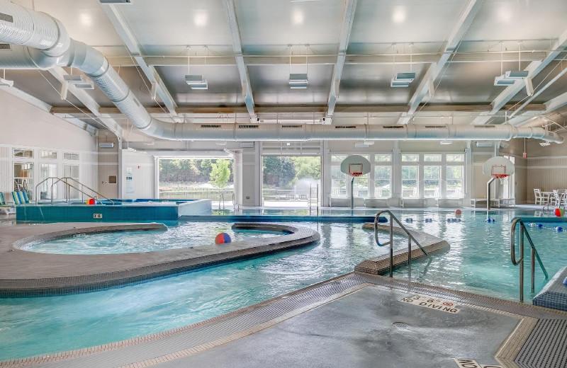 Pool at Beachwoods.