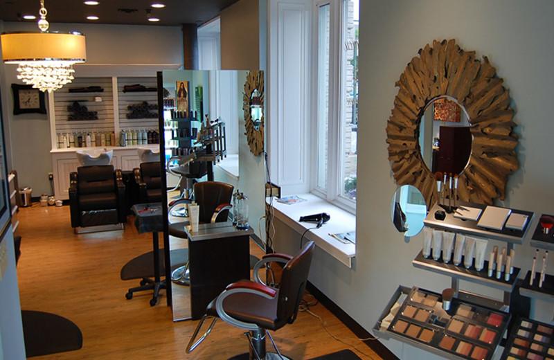 Salon at The Jefferson Hotel.